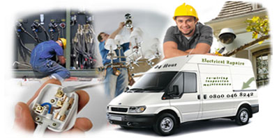 Ormskirk electricians